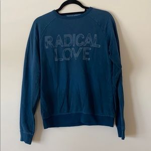 Freecity Radical Love Crewneck